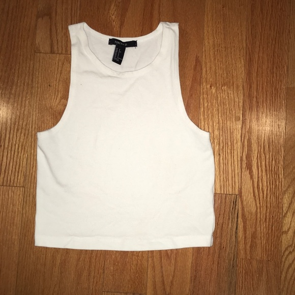 Forever 21 Tops - Cropped Tank top